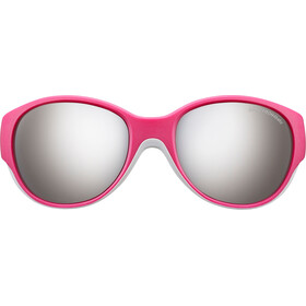 Julbo Lily Spectron 4 Sunglasses 4-6Y Kinder purple/pink-gray flash silver